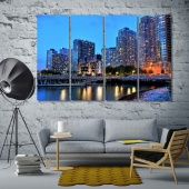 New York print wall art