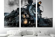Trains Artwork Prints: Dynamics, Power, And Beauty On Your Wall