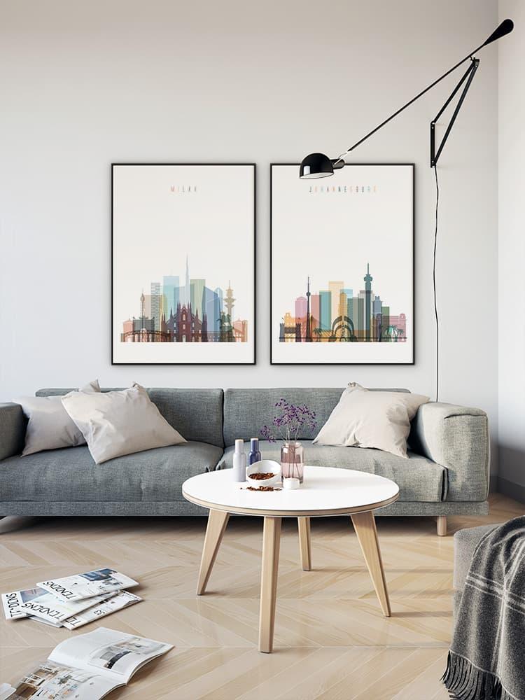 Johannesburg Home Decor Print South Africa Art Room Decor Arts Decor Com