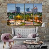 Greensboro ideas for canvas paintings, North Carolina cool wall art