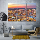 San Antonio decorative wall pictures, Texas modern wall art