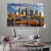 Melbourne wall decorating ideas with pictures, Australia art on wall