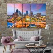 Tampa home decor wall, Florida home goods wall art