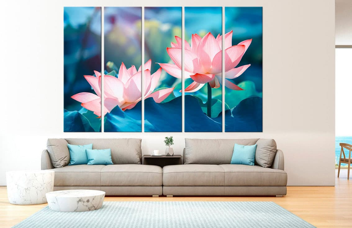 Room posters floral botanical