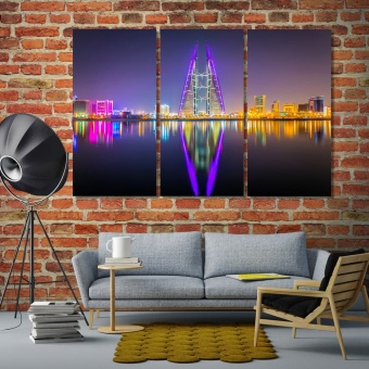 Manama canvas prints art