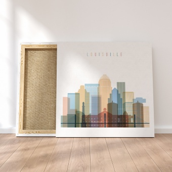 Louisville canvas wall paintings, ‎Kentucky interior wall decor
