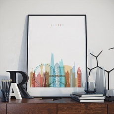 London home decor print, ‎United Kingdom pictures wall art