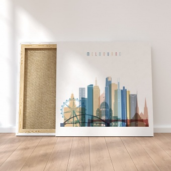 Melbourne canvas wall decor, Australia home decor pictures