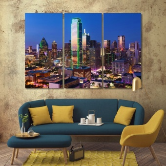 Dallas cool wall decor ideas, ‎Texas wall art painting