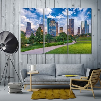 Houston dining room wall art, ‎Texas decor pictures