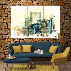 Dusseldorf picture wall decor, Germany canvas prints art