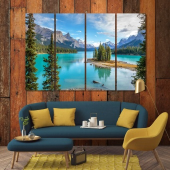 Jasper National Park beautiful pictures for living room