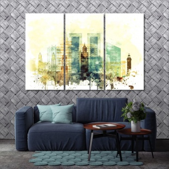 Casablanca wall decor and home accents, Morocco canvas prints art