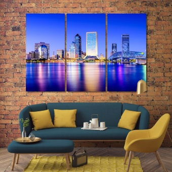 Jacksonville wall art home