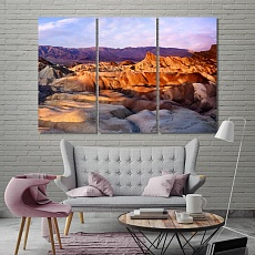 Death Valley National Park canvas wall art contemporary