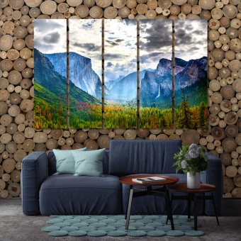 Yosemite National Park wall decor and home accents