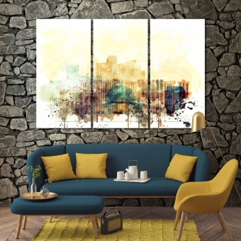 Reno home decor paintings, Nevada artwork for the office