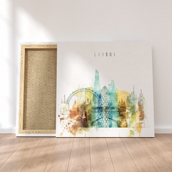 London home decor wall art, England cool wall paintings