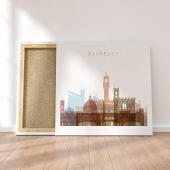 Florence canvas wall paintings, ‎Italy wall decor stores